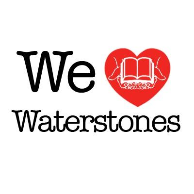 Waterstones Saffina Desforges